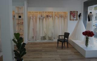 boutique de mariage Sybelle en Blanc