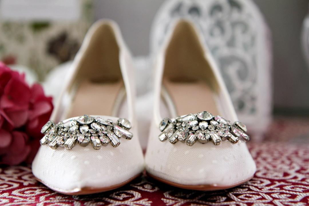 Chaussures mariage bekki