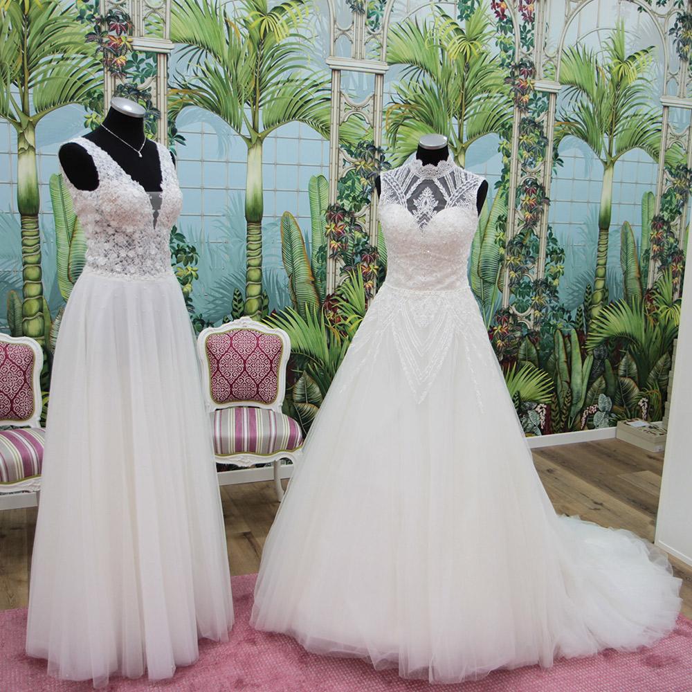 presentation robes sybelle en blanc