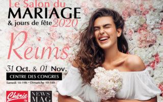 salon du mariage 2020 reims