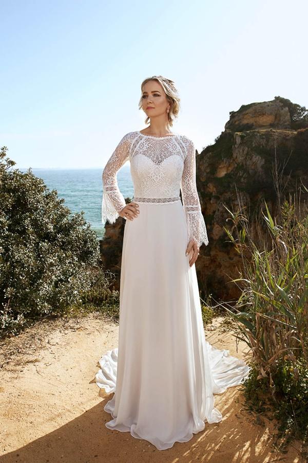 Robe de mariée Brinkman boheme 21434
