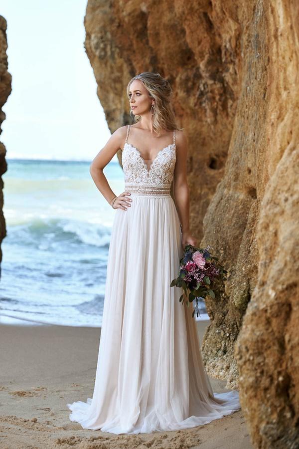 Robe de mariée Brinkman boheme 21443