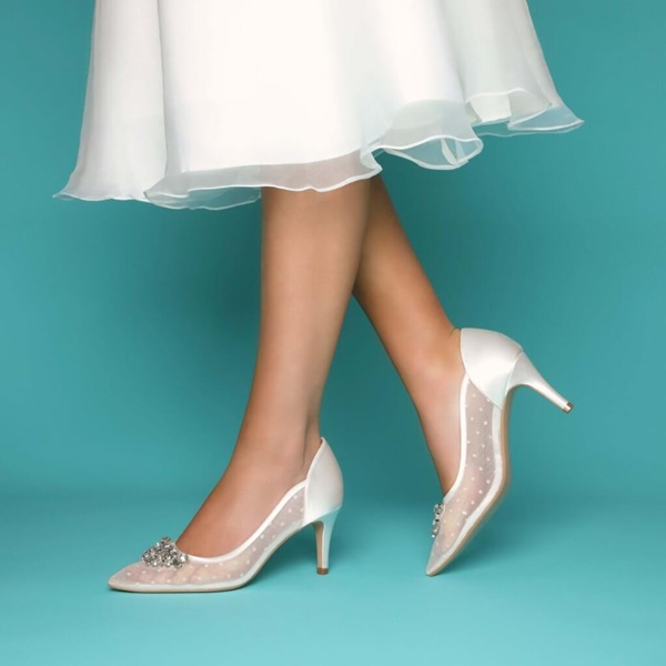 Chaussures de mariage Becky