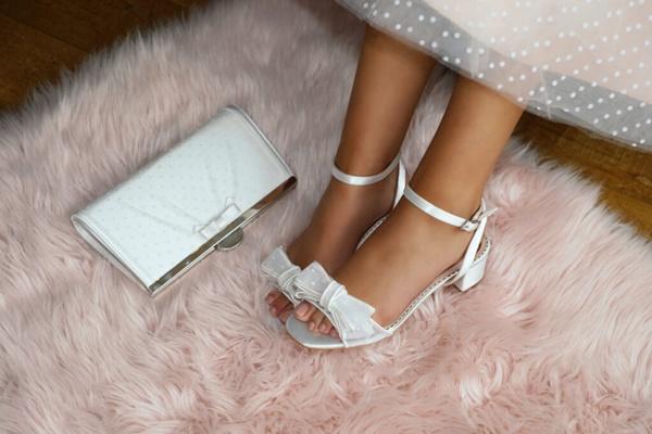 Chaussures de mariage Chloé