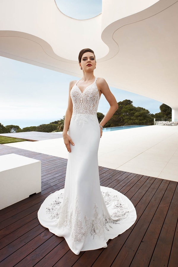 Robe de mariée Pure 21523