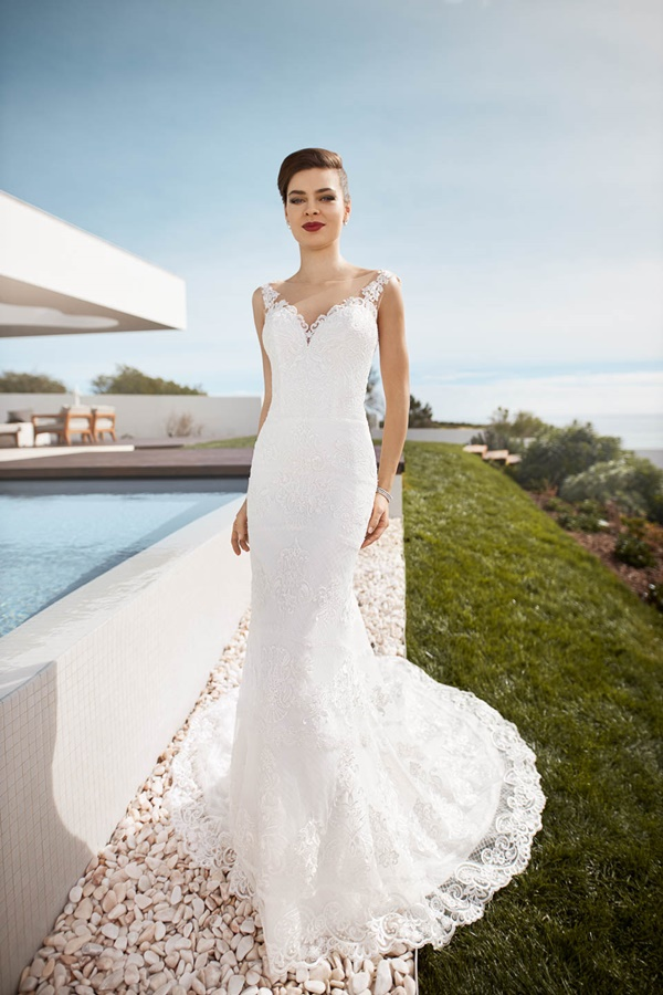 Robe de mariée Pure 21515