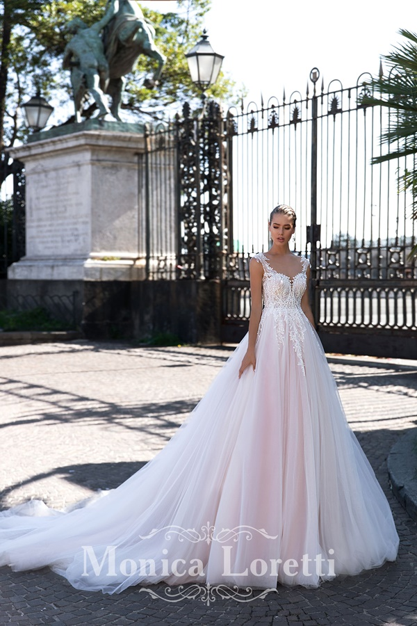 Monica Loretti 8105 - Robe de Mariée